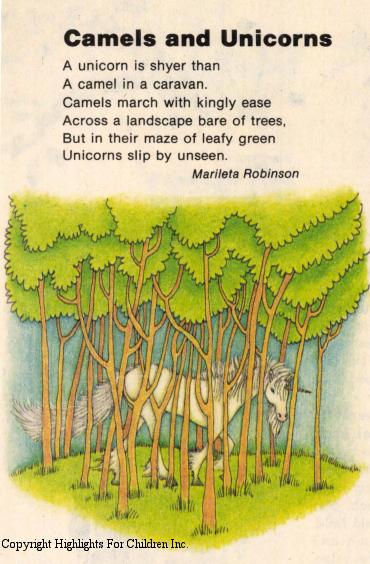 unicornpoem